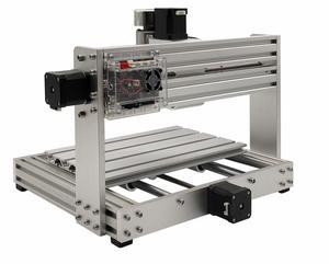 Image 2 - CNC 3018pro 최대 GRBL 제어 200w 3 축 pcb 밀링 머신, DIY 목재 라우터 지원 레이저 조각