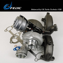 Turbocompressor gt1749v 721021 turbina full turbo, para audi seat vw 1.9 tdi 110kw 150hp arl 1998 2005