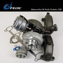 Turbocompressore GT1749V 721021 Turbina Pieno Turbo per Audi Sedile Vw 1.9 Tdi 110Kw 150HP Arl 1998 2005