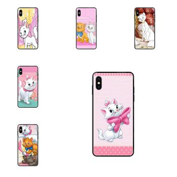 Soft Print Case The Cartoon Aristocats For Galaxy A10S A20 A20S A20E A21S A30 A30S A40 A50 A70 A71 A70E A5 A6 A7 A8 A10 image