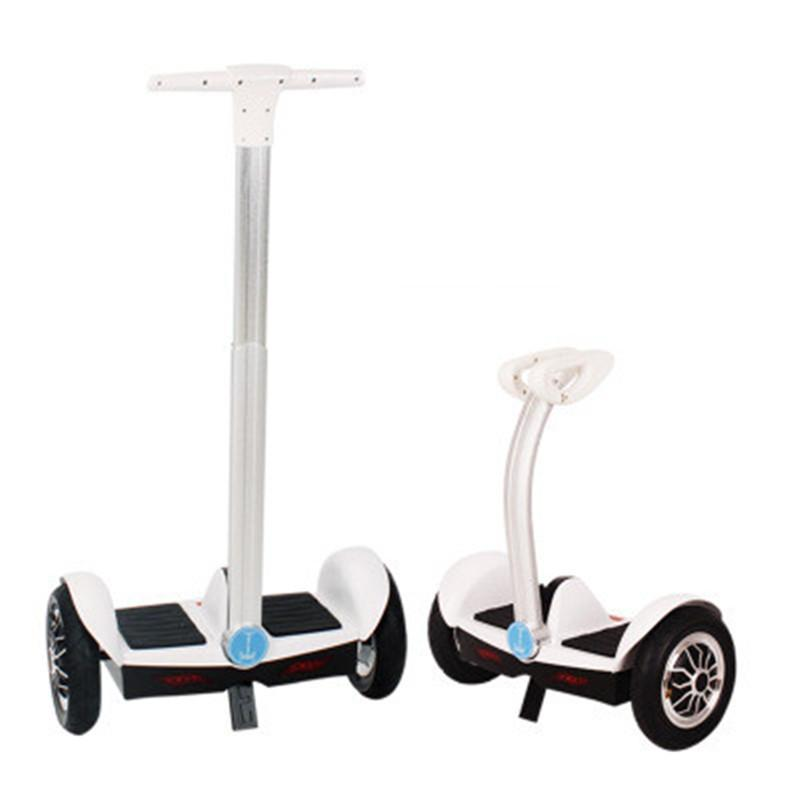 Balance Scooter Hoverboard 10 Inch Two Wheels Balancing Scooters 350W*2 Adult Electric Scooter With APP/Bluetooth/Handle