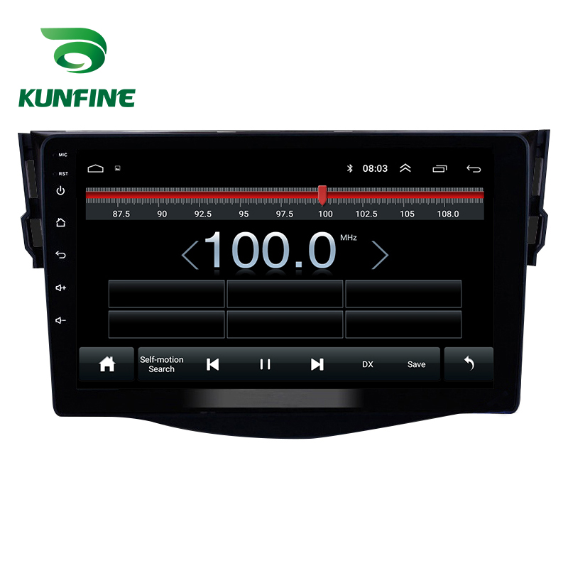 Android Car DVD GPS Navigation Multimedia Player Car Stereo For Toyota RAV4 2007-2012 Radio Headunit (3)