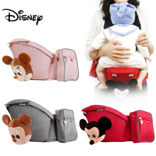 Disney 0-48M Ergonomic Baby Carrier Comfortable Front Facing Mommy Multifunctional Sling Backpack Pouch Wrap