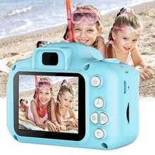 Детская камера с водонепроницаемым экраном видеокамера игрушка
