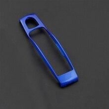 חכם מפתח מרכז לקצץ אמצע מעטפת כיסוי עבור פורשה Panamera Macan קאיין קיימן וקסטר 911 918 718 מפתח מחזיק מעטפת להחליף