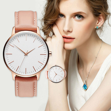 Fashion Women Watches Top Brand Luxury Ladies Watch Casual Quartz Wristwatches Leather Female Clock Relogio Feminino 2017 new watch women top brand luxury famous fashion casual wristwatch quartz watch clock ladies dress watch relogio feminino