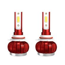 купить 2Pcs Waterproof IP68 Car COB Fog LED Light Bulb Headlight Car Head light 9-36V 36W 3800LM 6000K H1/H4/H7/H11/9005/9006 дешево