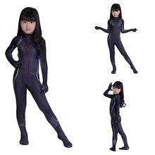 2019  girl 3D Printed Black Widow Natalia Alianovna Romanova Cosplay Costume Jumpsuits