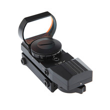 HD102 No Magnification Speed Sight Red Dot Seven Gear Water Bomb Accessories Hunting Equipment