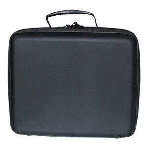 Image 2 - Drone su geçirmez darbeye dayanıklı koruyucu saklama çantası taşınabilir kılıfı aksesuarları tutucu tek omuz EVA el Zino H117S