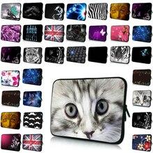 Cute Cat Womens 2020 Laptop Cover Case Funda Portatil 15.6 14.1 Bolsas Tablet 7 10 12