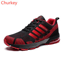 Men Sneakers Mens Casual Shoes Fashion 2018 Light Breathabl Mesh Spring/Autumn Sport