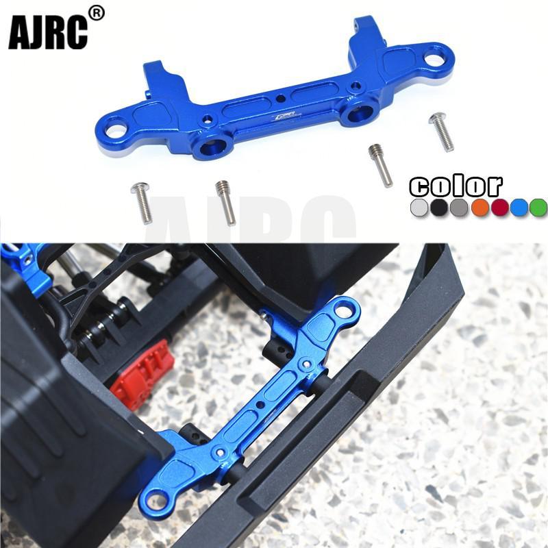 Axial AXI03007 SCX10 III Jeep Wrangler aluminum alloy Rear anti-collision fixing bracket AXI231016