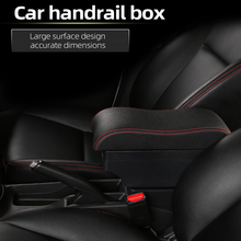 For Great Wall haval m2 M4 Car central armrest Central storage hand holding box Armrest box  Central Store content box for volkswagen tiguan l17 19 car central armrest central storage hand holding box armrest box cover console