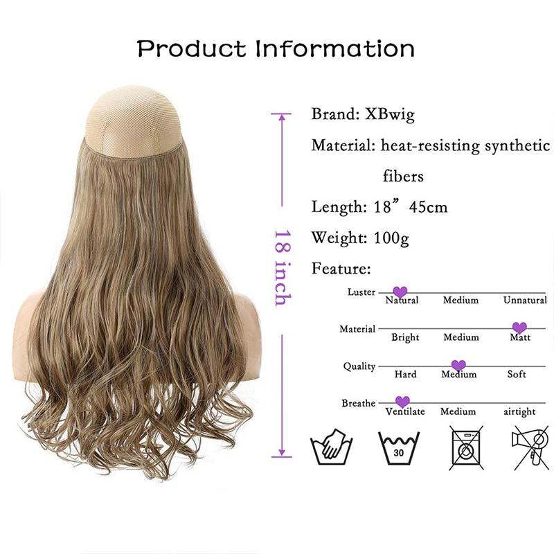 cheap uma peca de peruca sintetica 02