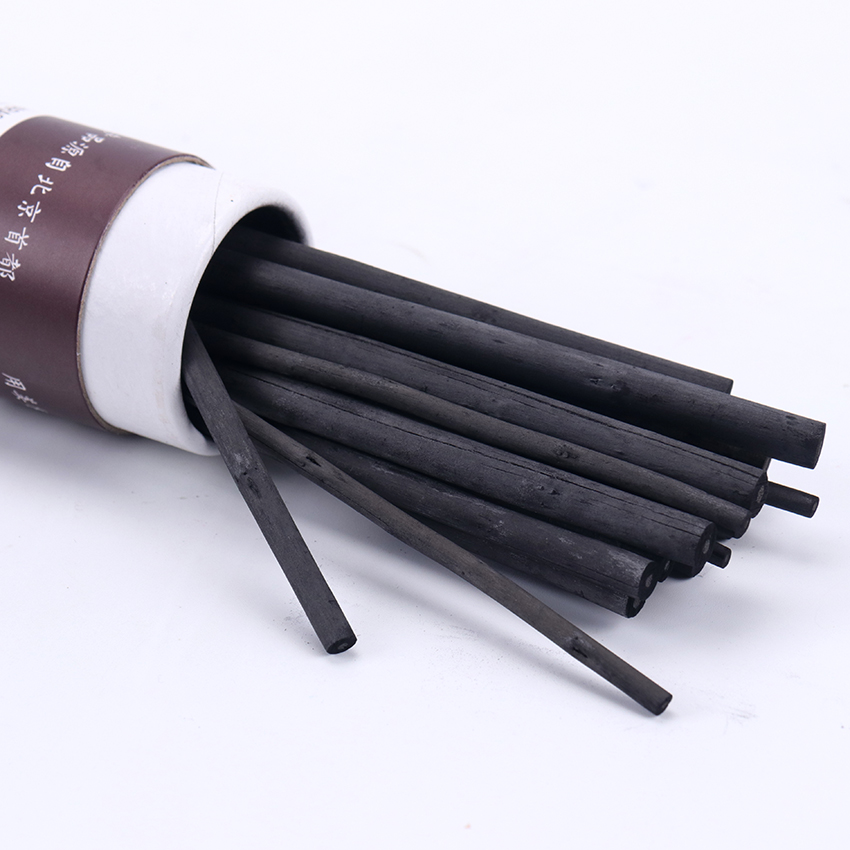 20PCS Art Supplies Sketch Drawing Willow Charcoal Professional Sketch Charcoal Strips Painting Pencils Stationery Supplies