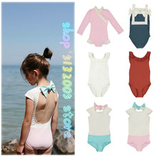 2019 Summer Girls Christmas Outfit for Boy Clothes Big Kids Beach Swimming Baby Girl Swimsuit Toddler