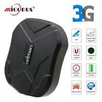 Tkstar 3G GPS Tracker samochód GPS Tracker pojazd TK905 lokalizator GPS wodoodporny magnes sterowaniem głosowym długi czas czuwania żywotność bezpłatnej aplikacji