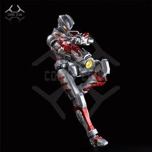 Image 3 - COMIC CLUB IN LAGER 1/6 Ultraman ACE Ultraman erste ver. Durch E modell metall bauen aktion roboter Spielzeug Figur