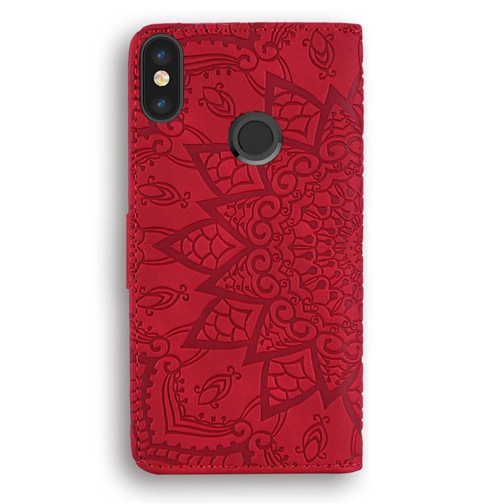 H6cdde89ba3674b3cb5b0a20e50ce419bJ Matte Leather Phone Case For Samsung Galaxy A50 A70 A30 A40 A20 A10 A10E A20E A10S A20S A30S A50S Flip 3D Mandala Book Case
