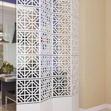 Hanging-Curtain Partition-Shield Divider Blinds Decoration Screen-Room Folding