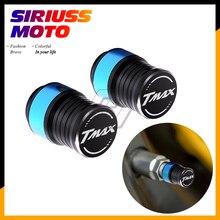 Motorrad Zubehör Ventil Stem Cap Set Fall für Yamaha Tmax 150 250 530 560 Felge