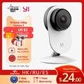 YI умная Камера Безопасности 3, AI-Powered 1080p домашняя камера Система IP Cam с 24/7 аварийным реагированием, обнаружение человека, звук