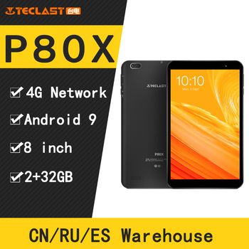 Teclast P80X 8inch 4G Tablet Android 9.0 SC9863A IMG GX6250 Octa Core 1.6GHz 2GB RAM 32GB ROM Dual Cameras Tablet pc