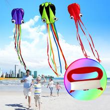 3D 4M одиночная линия трюк Осьминог мощность Спорт Летающий воздушный змей дети активный отдых игрушки хорошие подарки на день рождения