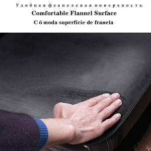 Image 5 - 1 Pc רכב בפלאש חם מושב כרית כיסוי מושב כרית מחצלת עבור מיצובישי הכוכבים חלל