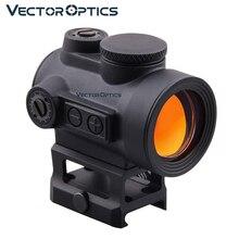 Векторная оптика Centurion 1x30 прицел с красной точкой охотничий прицел 3 moa 20000 час работы 12ga .223 AR15 5,56 7,62x39 .308win