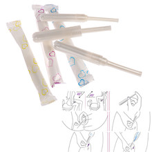 1 pièces facile à insérer Yoni perle dans le vagin en vente applicateur écouvillon Tampons applicateur Booster Kit en plastique médical