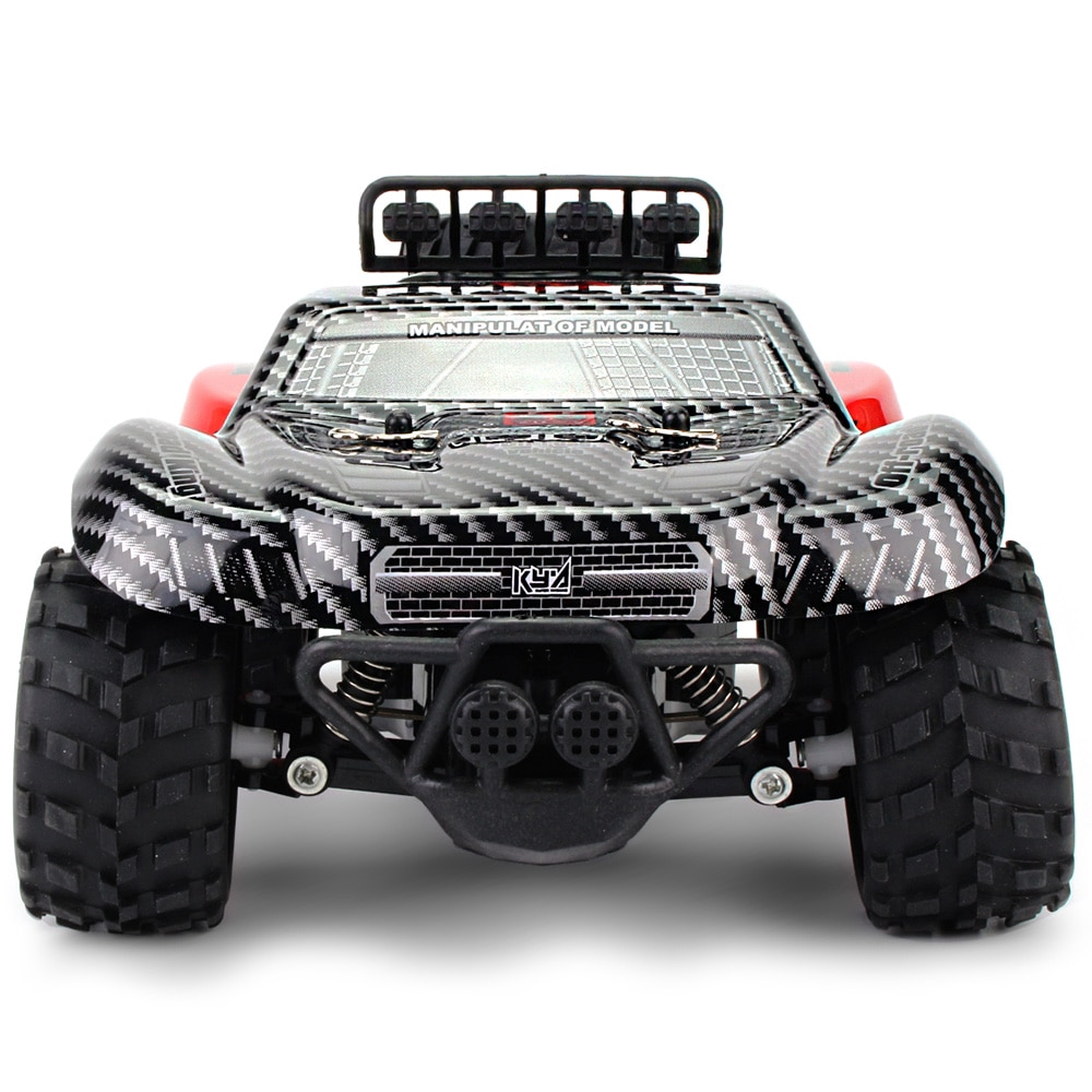 Zhenwei 2.4GHz Wireless Remote Control Desert Truck 1/18 Drift RC Off-Road Car Desert Truck RTR Toy Gift Speed Trucks Rc