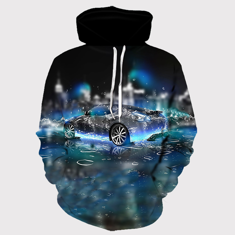 3D Printed Abstract Hoodies Men&Women 23