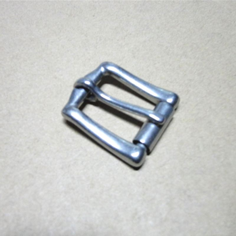 10pcs Per Lot Garter Belt Buckle 17mm Stainless Steel Pin Buckle With Roller  Body Bondage Cage Belt Buckle