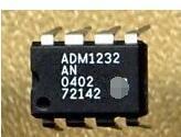 Livraison gratuite ADM1232ANZ ADM1232AN ADM1232A ADM1232