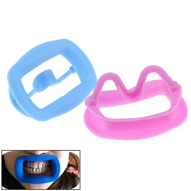 Soft Silicone Dental Orthodontic Cheek Retractor Tooth Intraoral Lip Cheek Retractor Mouth Opener Intraoral Support