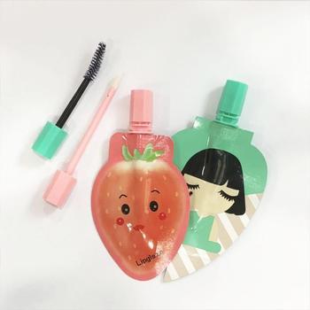 1/10pcs 2g lip gloss tubes Lip Glaze Cute Makeup Nozzle Bag Lip Gloss Tube Mascara Container Makeup ToolsLip Gloss Base Gel DIY