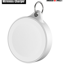 Wireless Charger for Apple Watch 6 5 4 3 se Series iWatch Accessories Portable USB Charging Dock Station Apple watch Charger