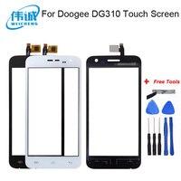 Weicheng Voor Doogee Voyager2 DG310 Touchscreen Touch Screen Digitizer Glas Panel Touch Sensor Voor DG310 Vervangende Onderdelen + Tool