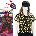 Женские костюмы для косплея «очень странные дела одиннадцать», футболка, рубашка, реквизит на Хэллоуин