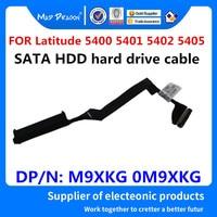 MAD DRAGON Brand Laptop new SATA HDD hard drive cable Disk connector for Dell Latitude 5400 5401 5402 5405 E5400 M9XKG 0M9XKG