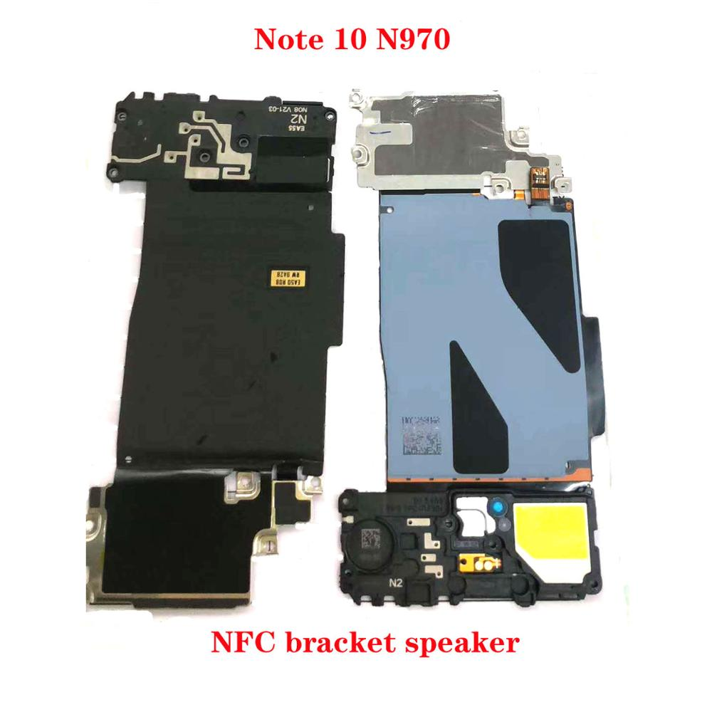 For Samsung Galaxy Note10 N970 Note 10+ N976 Motherboard Camera Bracket Iron Cover NFC Graphite Cooling Paste Original