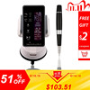 Black Touch Screen Permanent Makeup Tattoo Machine Permanent Microblading Tattoo Makeup Machine Eyebrows Eyeliner Lips