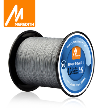 MEREDITH 4 Strands Braided PE Fishing Line 300M 500M 1000M 15-80LB Multifilament Smooth Fishing Line For Fishing Lure Bait 2019 new 300m 500m 1000m 4 strands 8 80lb braided fishing line pe multilament braid lines wire smoother floating line