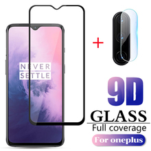 2 in 1 Screen Protector for Oneplus 7 Pro Tempered Glass One Plus 7Pro Protective Camera Lens