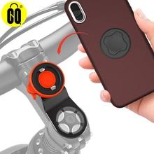 حامل هاتف للدراجة في الهواء الطلق حامل هاتف ، حامل هاتف دراجة الملاحة الوقوف ، دراجة هوائية جبلية الهاتف المحمول سبائك الألومنيوم قوس