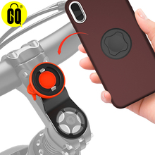 Bike phone mount outdoor phone holder,bicycle phone holder navigation stand,Mountain bike mobile phone aluminum alloy bracket