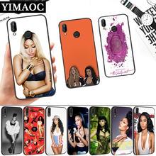 Nicki Minaj Fashion Coque Silicone Soft Case for Huawei P8 P9 P10 P20 P30 Lite Pro P Smart Z Plus