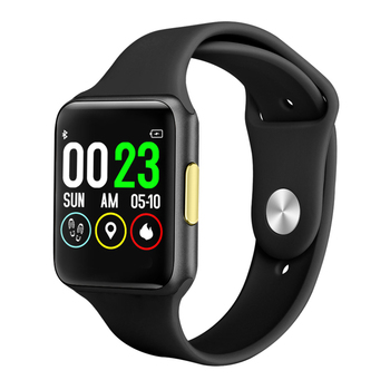 Smart Watch Full Touch Heart Rate Monitor Blood Pressure ECG PPG Fitness Watch IP68 Waterproof Smartwatch for IOS Android Watch